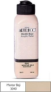 Artdeco Akrilik Boya, 140ml, Mantar Beji 3040
