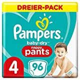 foto Pampers 81713149 - Baby-dry pants pantalones, unisex