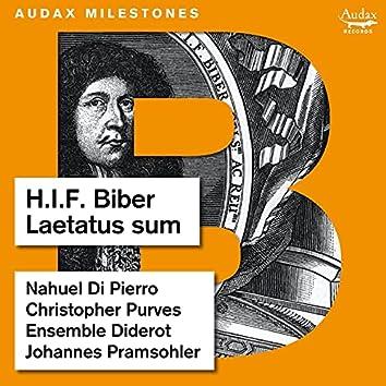Biber: Laetatus sum