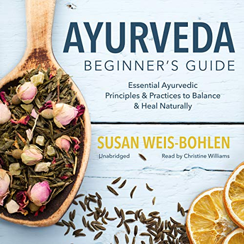 Ayurveda Beginner's Guide audiobook cover art