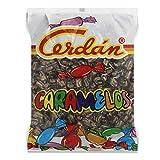 Cerdán Caramelos Cubalibre duro dos Lazos sabor cola 300 Unidades 1 kg