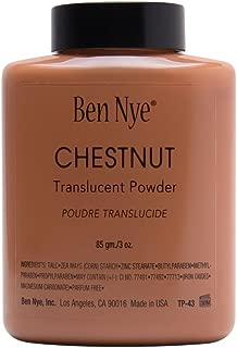 Ben Nye Chestnut Translucent Face Powder 3oz by Ben nye