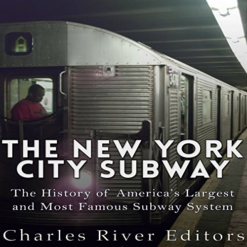 The New York City Subway audiobook cover art