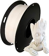 NOVAMAKER 3D ABS-1KG1.75-WHT ABS 3D Printer Filament, Dimensional Accuracy +/- 0.03 mm, 1 kg Spool, 1.75 mm, White