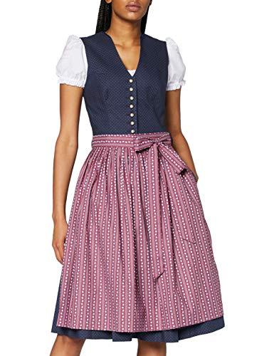 BERWIN & WOLFF TRACHT FOLKLORE LANDHAUS Damen Dirndl Kleid 806029 Größe 40
