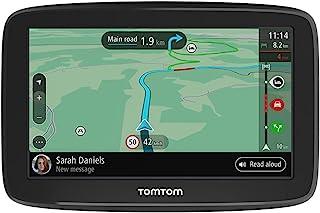 """TomTom navigatie GO Classic 6"""", met premium TomTom Traffic en 3 maanden proefperiode Flitsmeldingen, kaart Europa, updates..."""