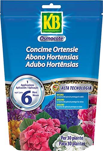 KB Concime Osmocote Ortensie, Rododendri, Azalee E Camelie, 750g