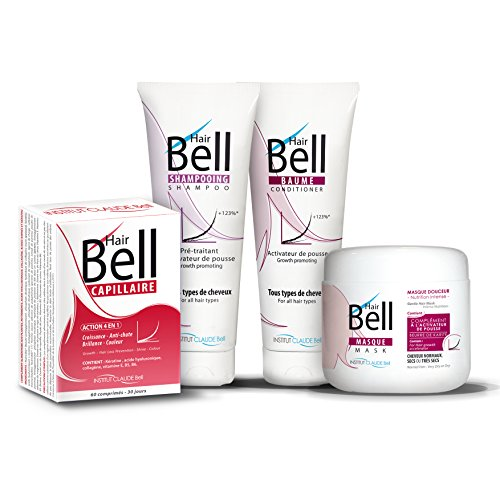 Claude Bell HairBell Set completo