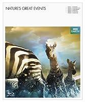 BBC EARTH グレート・ネイチャー ブルーレイ・デラックスBOX [episode2-6] 3枚組 [Blu-ray]