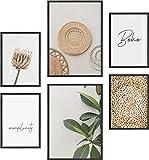 Mia Félice Deko Bilder für das Wohnzimmer modern und