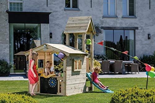MASGAMES - Box per Bambini, Motivo: Torre Mini Lookout S