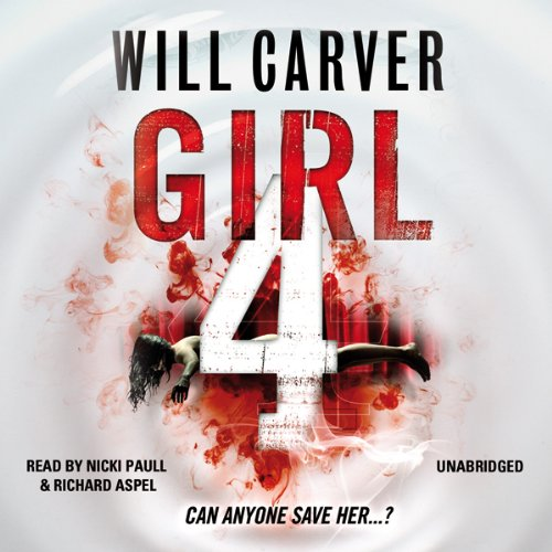 Girl 4 audiobook cover art