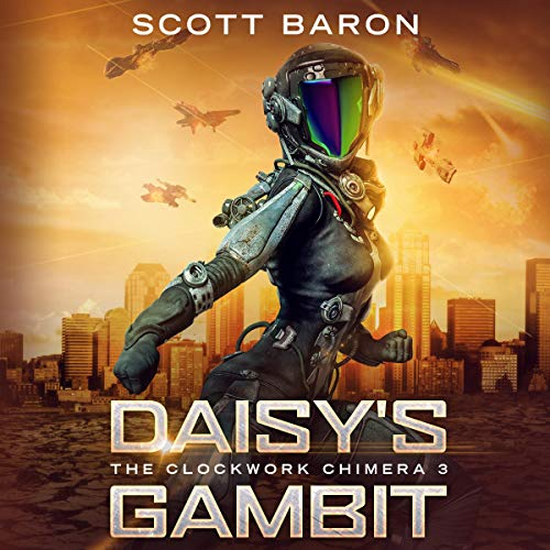 Daisy's Gambit  By  cover art
