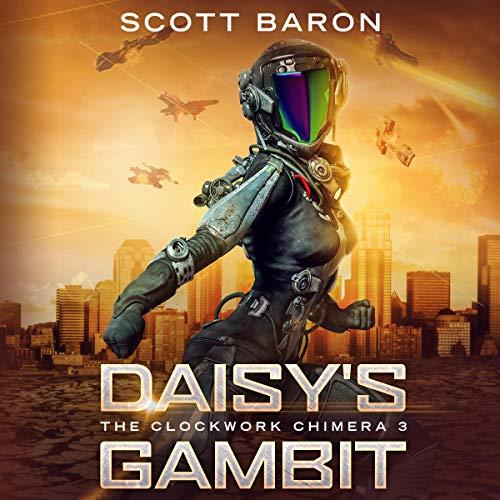 Daisy's Gambit Audiobook By Scott Baron cover art