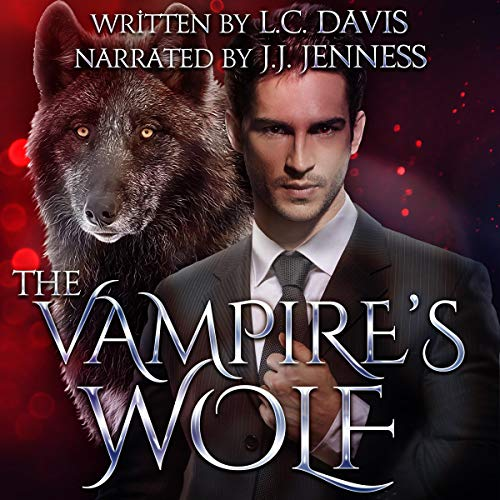 The Vampire's Wolf Audiobook By L.C. Davis cover art