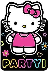 hello kitty party invitations - Hello Kitty Party Invitations