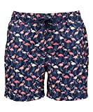 Kanu Surf Men's Monaco Swim Trunks, Key West Navy, Medium