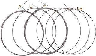 G7/1150 (.011-.050) Guitar Strings for Electric Guitars 6pcs String Set Hexagonal Core Namo Coating Nickel Winding Medium ...