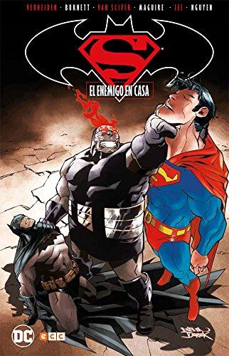 Superman/Batman vol. 3: El enemigo en casa