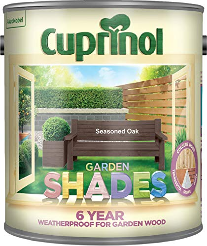 Cuprinol Garden Shades - Seasoned Oak (2.5L)