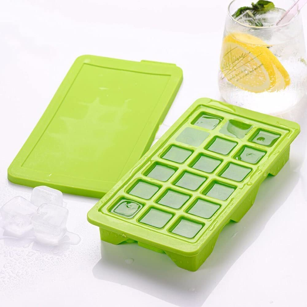 Juudoiie Ice Cube Mold Silicone Award New sales Box Supp Baby Food Maker