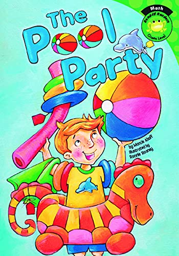 The Pool Party (Read-it! Readers: Math) (English Edition)