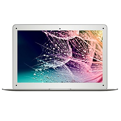 [Office 2010Instalación] Jumper EZBook 2Ultra portátil de Windows 10de 14,1pulgadas Laptop barato Intel rápida CPU 4GB Memoria