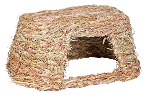 Graslegenest für Wachteln