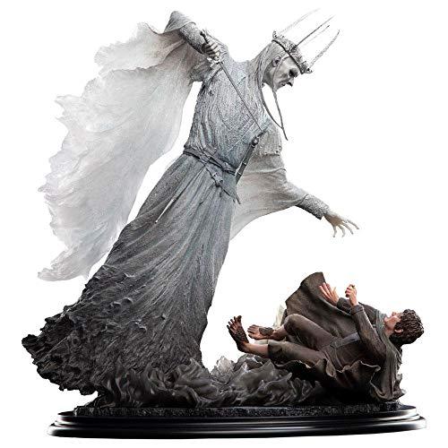 Der Herr der Ringe Statue 1/6 The Witch King & Frodo at Weathertop 41 cm