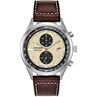Citizen Chandler Eco-Drive Chronograph Men's Watch (CA7020-07A) - Refurbished