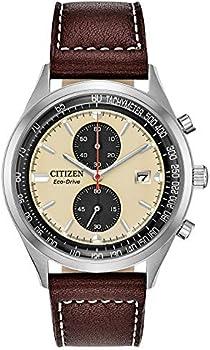 Refurb Citizen Chandler Eco-Drive Chronograph Men's Watch