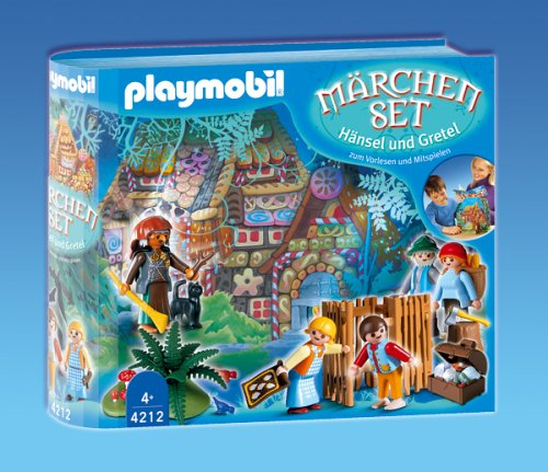 PLAYMOBIL® 4212 - MärchenSet