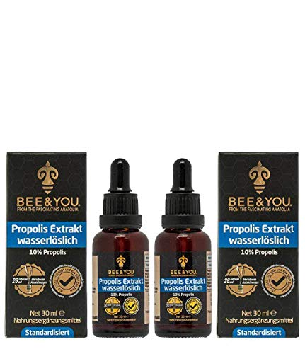 BEE & YOU FROM FASCINATING ANATOLIA -  Bee&You Propolis
