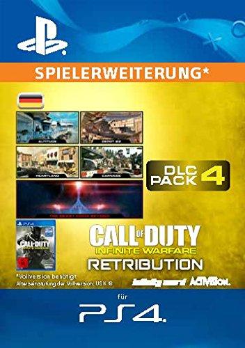 Call of Duty: Infinite Warfare - DLC 4: Retribution DLC | PS4 Download Code - deutsches Konto