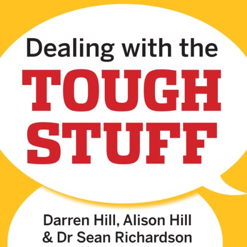 Dealing with the Tough Stuff audiobook cover art