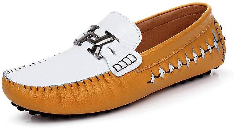 WHL.LL Herren Hohl Rutschfest Freizeit Stiefelschuhe Gemütlich Atmungsaktiv Schuhe fahren Haspe Design rmel Einzelne Schuhe