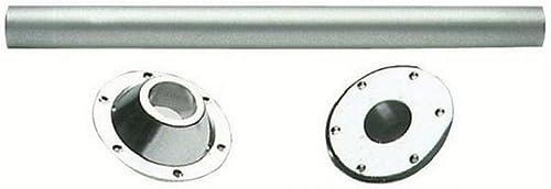 Osculati 48.418.20 Aluminium Anodisé Guéridon de Table, 60mm x 700mm