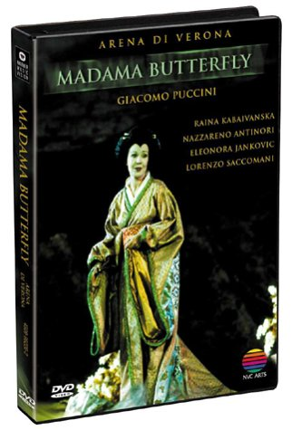 Giacomo Puccini - Madame Butterfly (Arena di Verona)