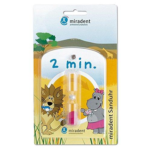 Miradent Sanduhr - Reloj de Arena para niños