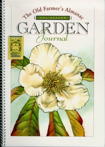The Old Farmer's Almanac All-Season Garden Journal