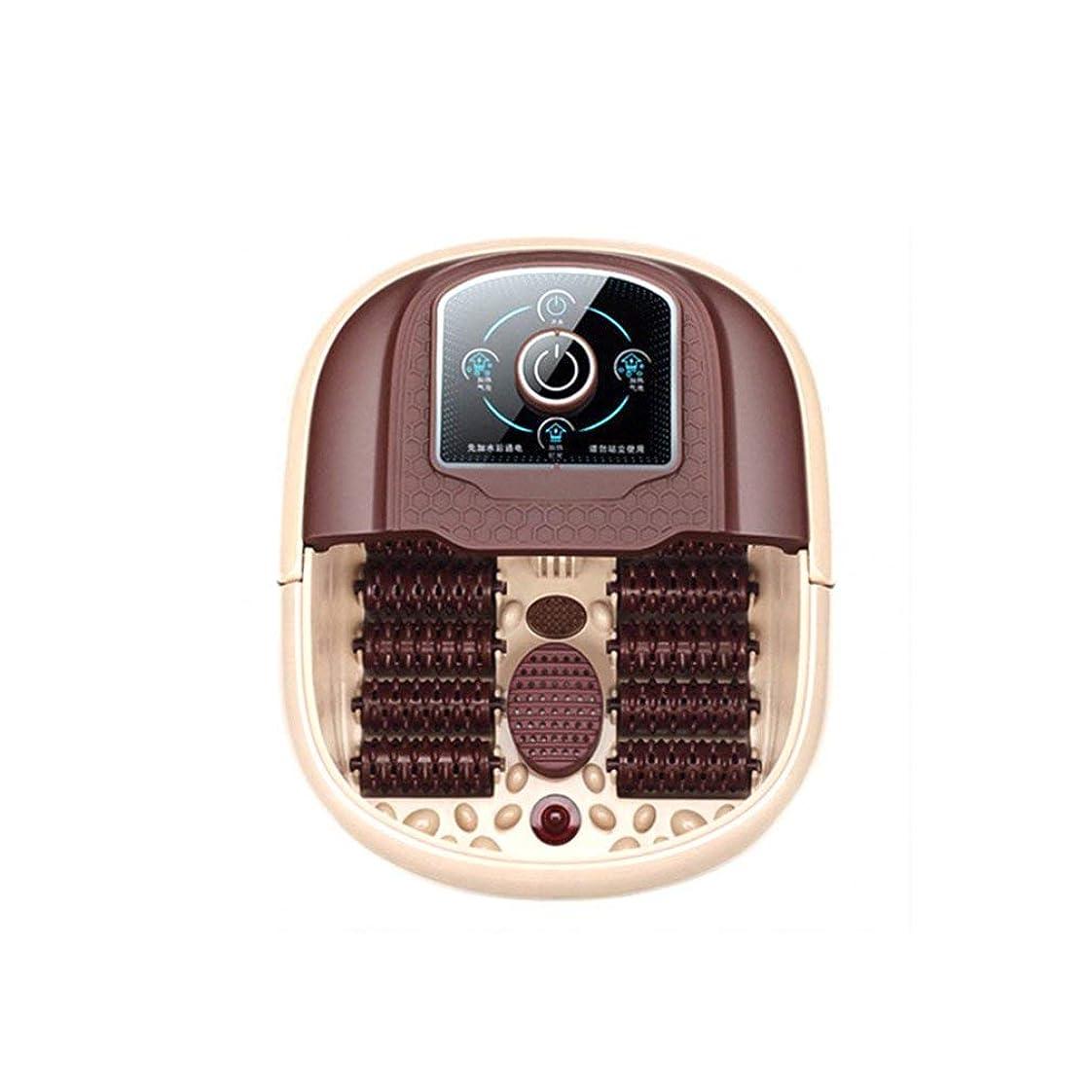 あいにくマナー追う友人や親戚のために足浴槽自動暖房フットホームヘルスフットマッサージフットバスプロモーションギフト