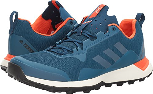 adidas outdoor Mens Terrex CMTK Shoe (10 - Blue Night/Chalk White/Energy)