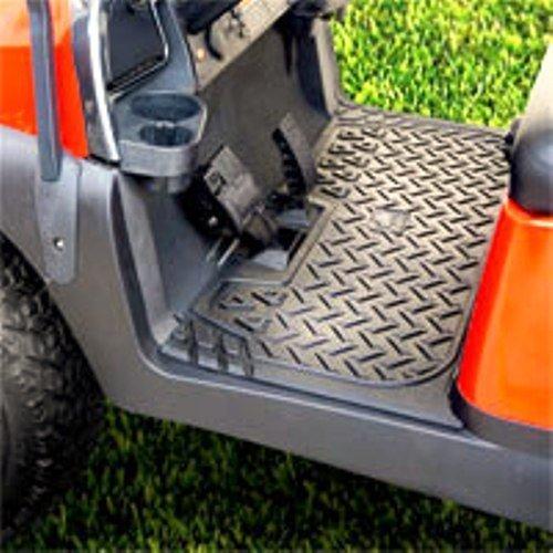 Rhino Club Car Precedent Golf Cart Protective Rubber Floor Mat