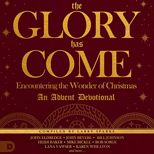 The Glory Has Come cover art