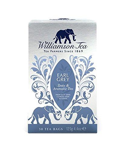 ウィリアムソン紅茶 アールグレイティーバック 50P