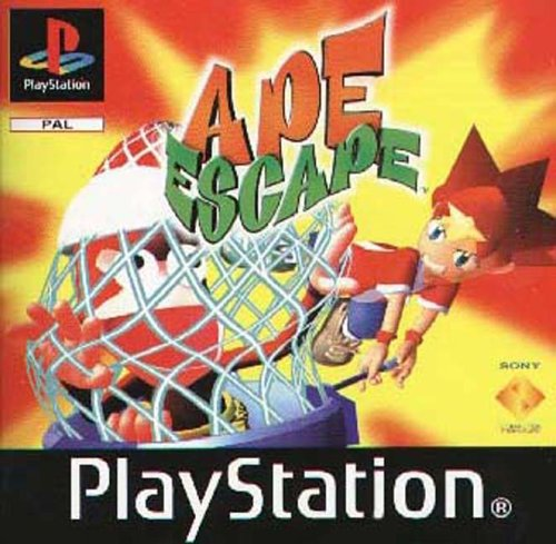 Playstation 1 - Ape Escape