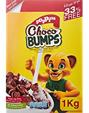 PopPins Choco Bumps , Breakfast Cereal