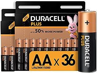 Fino al 24% su batterie Duracell