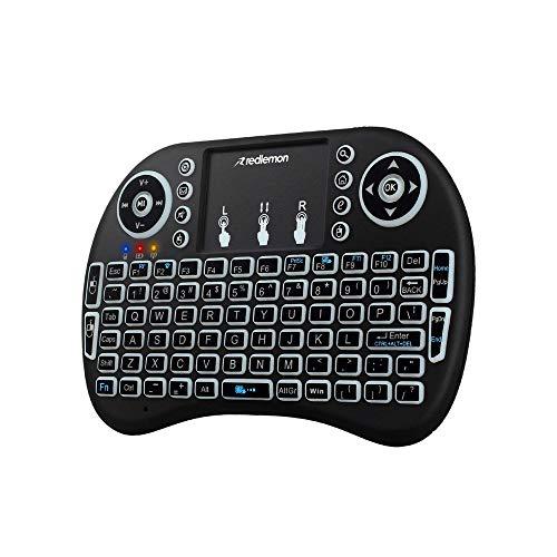 mini teclado inalámbrico fabricante Redlemon