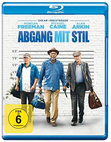 Abgang mit Stil [Blu-ray]